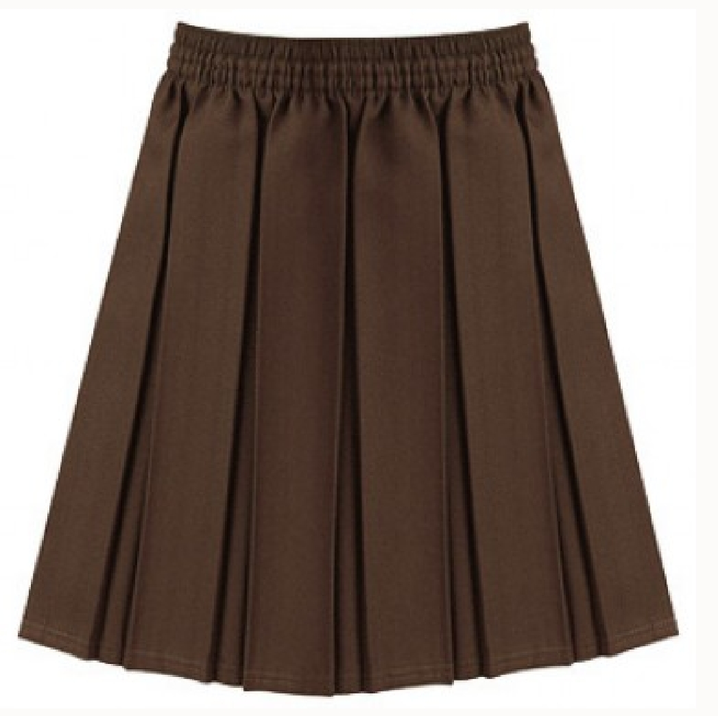 9a28e0586ca354 St Mary of the Angels Box Pleat Skirt - Crested School Wear