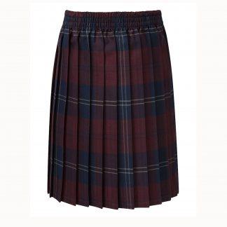 You re viewing  Skye Tartan Junior Maroon Skirt £12.49 – £12.99 47025343b8248