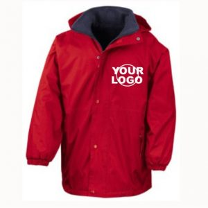 St Chads Pattingham Storm Jacket with Hood (FREE SHIPPING)