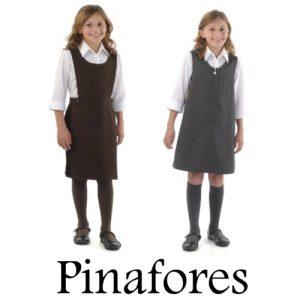 Pinafores