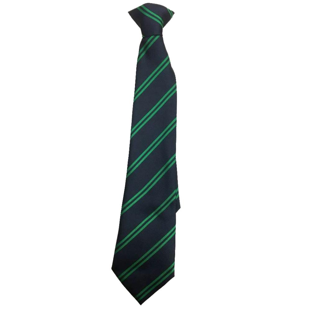Erasmus Darwin Green House Tie (Wimbledon) Compulsory - Crested ... 66c6489011