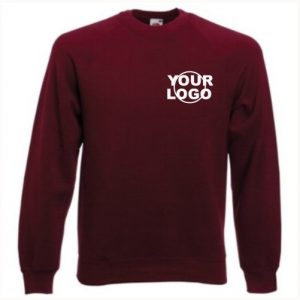 St Thomas More Great Wyrley Crew Neck