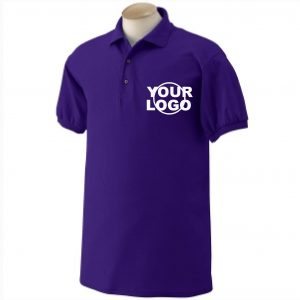 Marshland Stafford Purple Polo