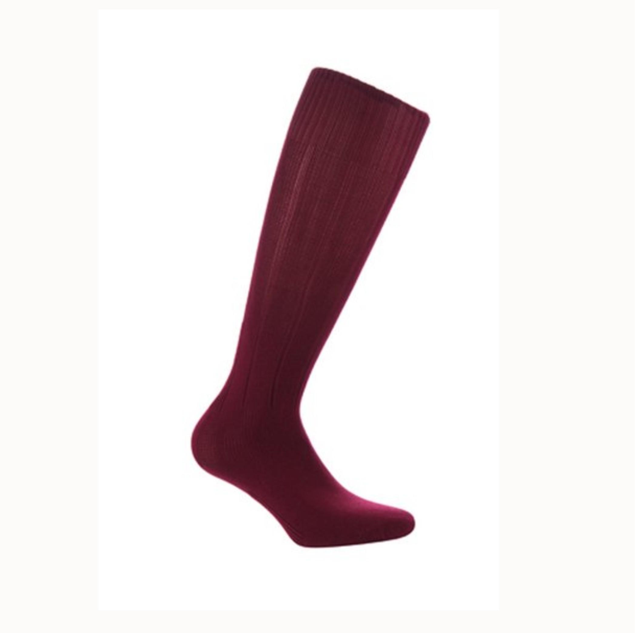 Football Socks Maroon Sports Socks - Crested School Wear 5d0e9b3a49b34
