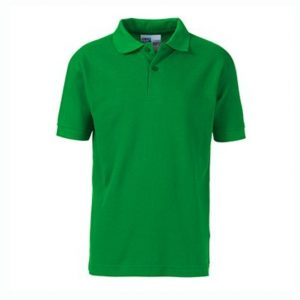 Oak Meadow Green Summer Polo