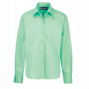 ..Twin Pack Oak Meadow Green Shirts