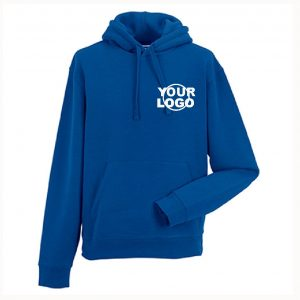 Cooper & Jordan Hooded Top
