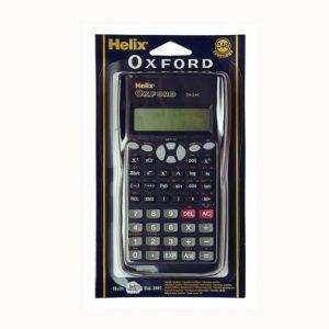 (Pre Order) Helix Oxford Scientific Calculator  – Available June 2018