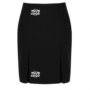 Kingsmead Twin Pleat Skirt