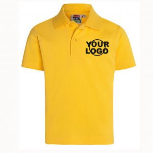 Penns Primary Yellow Polo (Free Postage)