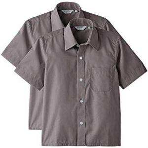Twin Pack Grey Shirts