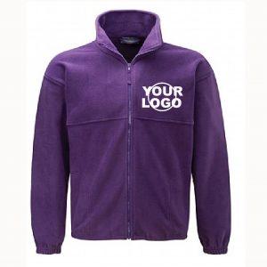 South Staffs Early Years Purple Fleece