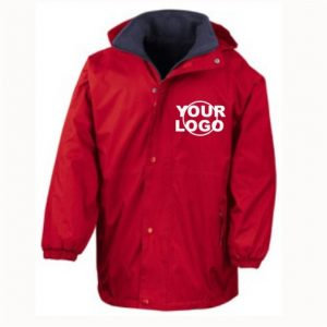 Birches First Storm Jacket with Hood