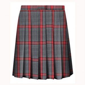 Moreton School Tartan Skirt