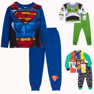 Boys Character Pyjamas