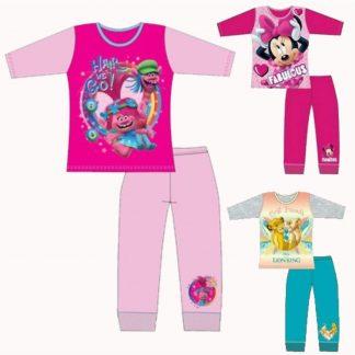 Girls Character Pyjamas